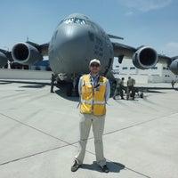 Photo taken at Manny Aviation Services S.A. de C.V. by Manuel R. on 7/3/2013