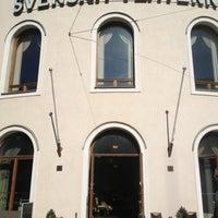 Photo taken at Svenska Teatern by Özlem Ö. on 7/27/2013