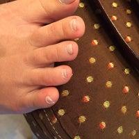 Photo taken at Riverside Day Spa & Nails by Ana Carolina M. on 2/17/2014
