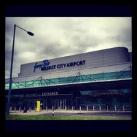 Photo taken at George Best Belfast City Airport (BHD) by Michael A. on 9/14/2012