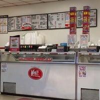 Photo taken at Kay's Ice Cream by Josh W. on 1/13/2014