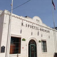 Photo taken at Spoetzl Brewery by Bruce W. on 6/28/2013