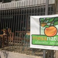 Photo taken at Mesa Natural - Alimentos Orgânicos Certificados by Linda O. on 9/6/2013