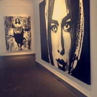 Photo taken at Ayyam Gallery by Alanoud . on 3/29/2017