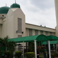 Foto scattata a Masjid al-Hasanah مسجد الحسنة da Choki K. il 6/16/2013