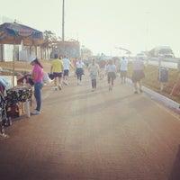 Photo taken at Rodovia Dos Romeiros by Nathan M. on 7/7/2013