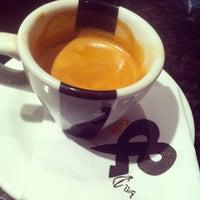 Photo taken at &Café by Luis P. on 11/12/2013