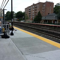 Photo taken at LIRR - Kew Gardens Station by Sean O. on 8/29/2013
