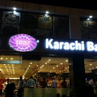 Photo taken at Karachi Bakery by Manuj S. on 10/12/2013