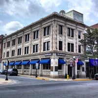 Photo taken at Downtown Bristol by Andrew R. on 5/21/2014