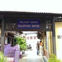 Photo taken at Kampung Ketek by Smud A. on 8/10/2013