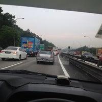 Photo taken at Sunway Damansara by Pisjal L. on 10/31/2013