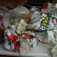 Photo taken at Subway by Rafael Puga P. on 6/14/2013