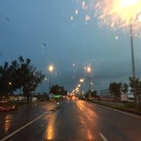 Photo taken at Kangar by Highway S. on 3/28/2017