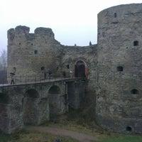 Снимок сделан в Копорская крепость пользователем Kali 5/11/2013