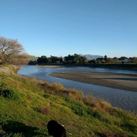 Photo taken at Alameda Creek Trail (Niles) by Kevin I. on 1/16/2017