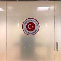Photo taken at Consulate General of Turkey by Doğan A. on 5/5/2018