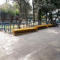 Photo taken at Colegio de Ciencias y Humanidades Plantel Oriente by Dann H. on 1/29/2014