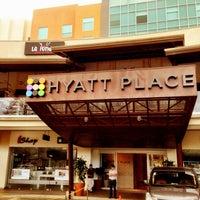 Photo taken at Hyatt Place San Jose/Pinares by Luis V. on 3/8/2013