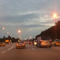 Photo taken at PLUS Highway by Sue S. on 12/1/2013