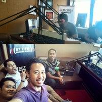 Photo taken at Madama Radio @ (((87.7FM))) by Andi M. on 7/7/2015
