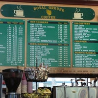 Photo taken at Royal Ground Coffee by Sally Ann on 4/11/2013