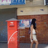 Photo taken at Post Office by Vonchio K. on 2/8/2014