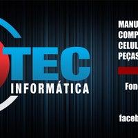 Photo taken at Intec Informática by Plínio V. on 5/1/2013