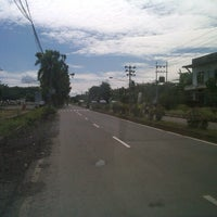 Photo taken at Jl. Trans Sulawesi by Steven W. on 7/22/2013