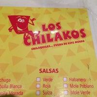 Photo taken at Los Chilakos by Alex M. on 6/15/2013