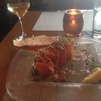 Photo taken at Beaudevin Wine Bar by Alex P. on 12/23/2012