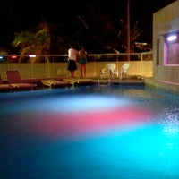 Photo taken at Hotel Bahia Sardina by Nelson P. on 6/1/2014