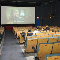 Photo taken at Projection Booth by chubbstar on 9/27/2012