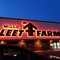 Photo taken at Mills Fleet Farm by Jesse B. on 5/7/2013