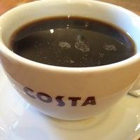Photo taken at Costa Coffee by Wayne G. on 5/2/2013