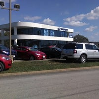 Photo taken at Long Hyundai by Mike S. on 10/9/2013