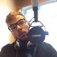 Photo taken at Radio RMF FM by Tomek P. on 4/10/2014