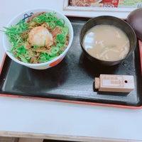 Photo taken at Matsuya by たまねぎ お. on 1/7/2018