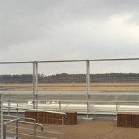 Photo taken at 阿蘇くまもと空港 展望デッキ by たまねぎ お. on 1/23/2017