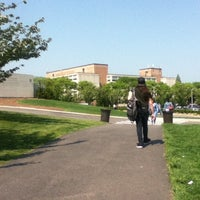 Photo taken at Queensborough Community College by Emma C. on 5/21/2013