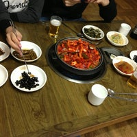 Photo taken at 동양식당 by Welson T. on 12/7/2013