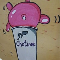 Photo taken at Chatime (Good Tea Good Time) by Fanny A. on 8/21/2013