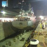 Photo taken at อู่ต่อเรือ กรุงเทพ by CC C. on 12/11/2015