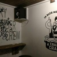 Снимок сделан в Crazy Craft Beer Shop пользователем Vladimir A. 9/16/2017