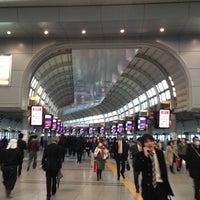 Photo taken at Shinagawa Station by cogen on 3/14/2013