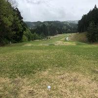 Photo taken at 庄内ゴルフ俱楽部 by imura on 5/3/2018