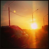 Photo taken at 99 км by UM on 7/5/2013