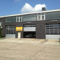 Photo taken at Autopark Düsseldorf GmbH by Evina on 7/4/2013