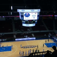 Photo taken at Mall of Asia Arena by JC D. on 6/2/2013