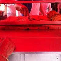 Photo taken at Tacos Barbacoa Prepa 5 by Joel P. on 12/14/2013